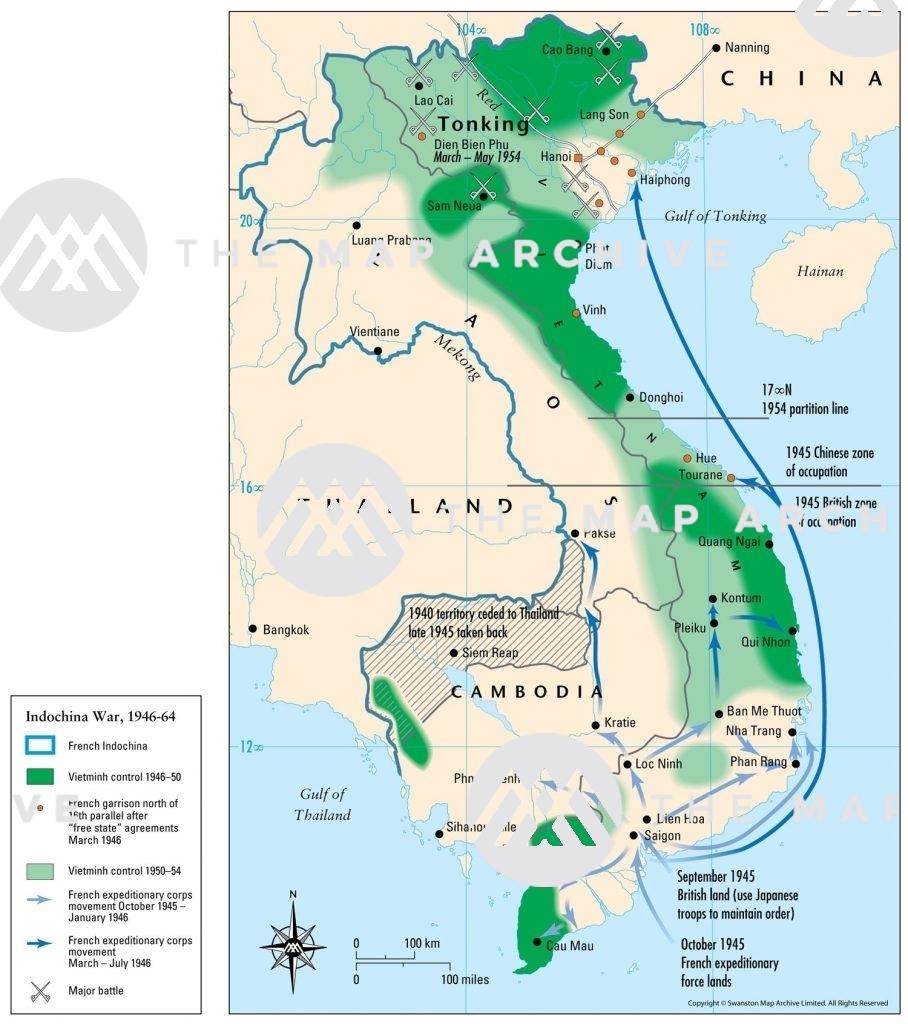 The Indochina War 1946-64