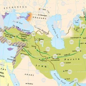 maps of historic events of world