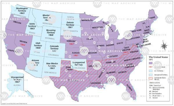 United States 1870