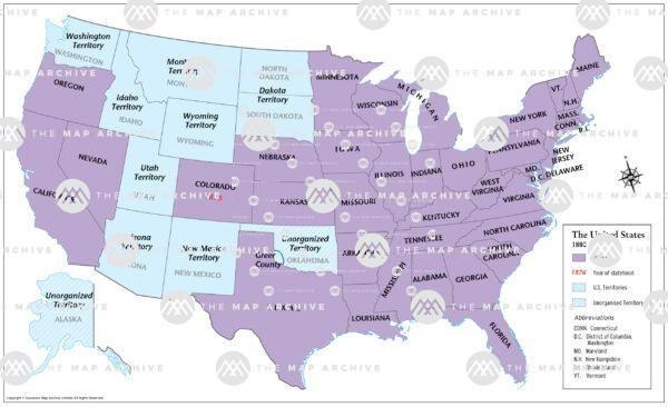 United States 1880