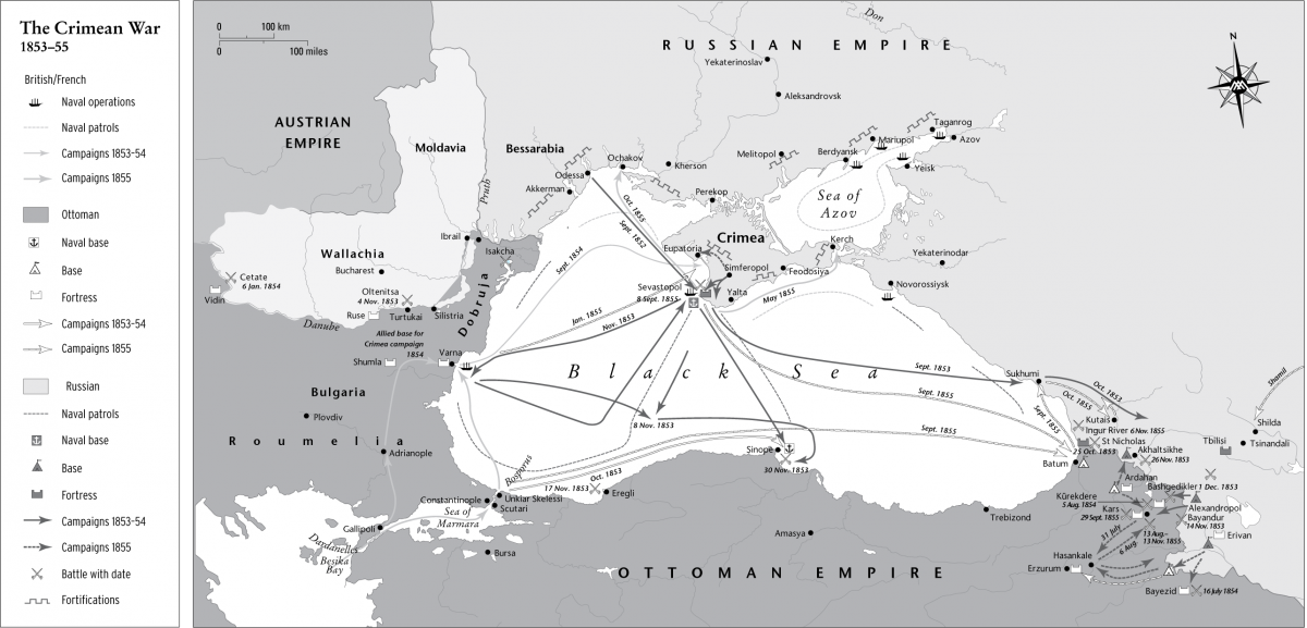 1853-55-The-Crimean-War-BW-1200x577
