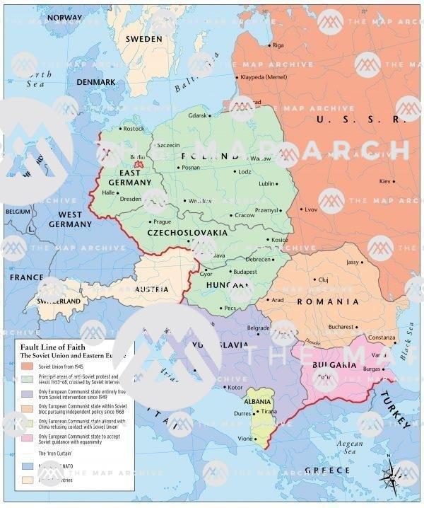 Religion in the Communist world post 1945