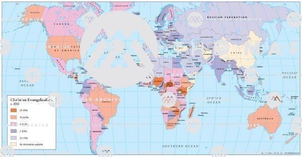 Worldwide Evangelicalism 2000