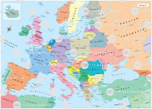 Europe in 2000